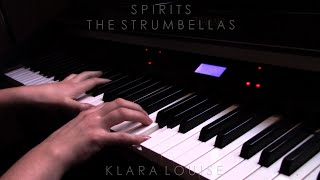 SPIRITS | The Strumbellas Piano Cover