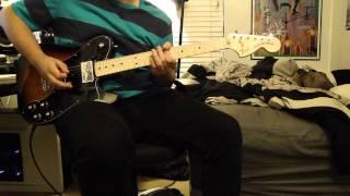Vinyl Theatre - Breaking Up My Bones (Guitar Cover)