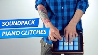 Piano Glitches - Hip Hop Drum Pads 24