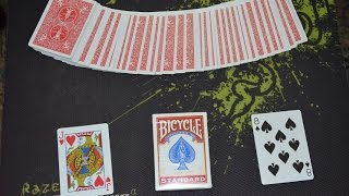 خدعة عالمية في أوراق اللعب