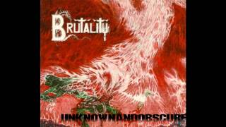 Brutality - Thermonuclear Devastation (Onslaught Cover) [Abomination Demo 1986-1987]