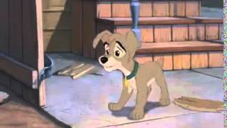 A funny improv from Lady & The Tramp 2