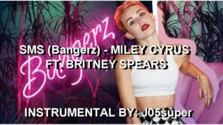 SMS (Bangerz) - Miley Cyrus (instrumental)