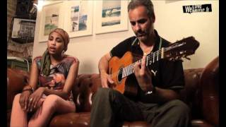 Imany - You Will Never Know - acoustic session