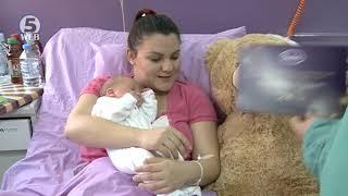 Првотo дете во 2019, Ведран се роди една минута по полноќ