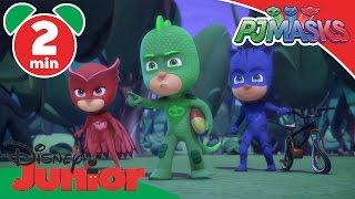 PJ Masks | The Ninjalinos | Disney Junior UK