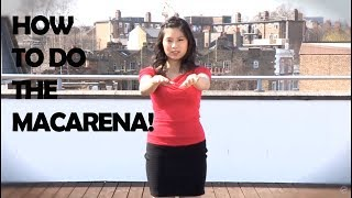 How To Dance The Macarena width=