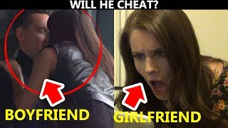 Boyfriend Caught Kissing Another Girl! Girlfriend Confronts Him! | To Catch a Cheater