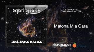 "STARQUAKE - Trailer ""Time Space Matter"" (PURE ROCK RECORDS)"