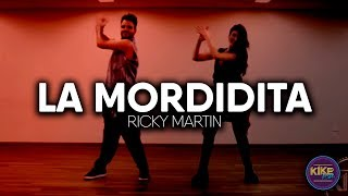 La Mordidita - Ricky Martin FT.  Yotuel / Choreography By Kike Insua