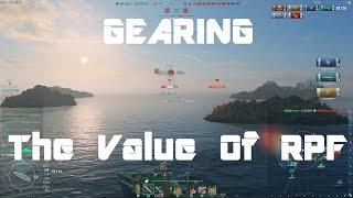 Gearing - Understanding The Value Of RPF [210k damage]