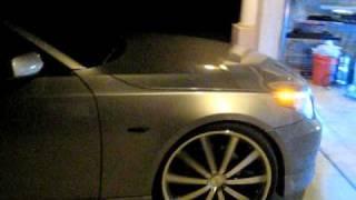 BMW Slammed On 22
