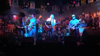 Whiskey Gene and the Bootleggers live at Brewdog's New Years Eve party 2015