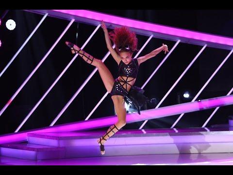 Ana Maria Bitică la Next Star cu un număr de dans contemporan!