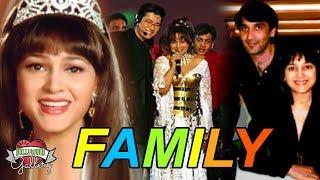 Alisha Chinai Family With Parents, Husband & Affair | Bollywood Gallery
