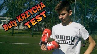 SYGNOWANE BUTY KRZYCHA! [New balance feat. ballON] TEST
