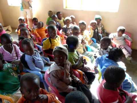 African Village School