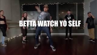 Monsters Elite - Betta Watch Yo Self