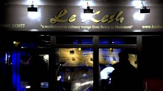 Le Kesh, Oxford