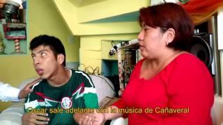 La música de Cañaveral le sirve de terapia a Oscar un chico de 20 años