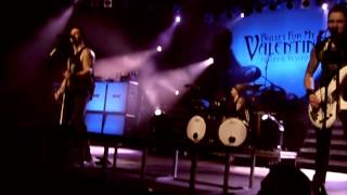 Bullet For My Valentine - Tears Don't Fall (LIVE - 19.02.2014 - POLAND Warsaw, Stodola)