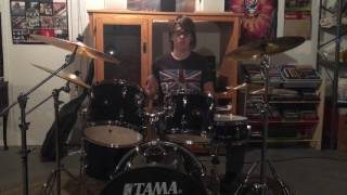 Rock Stark: The Rolling Stones 'Just Your Fool' Drum Cover