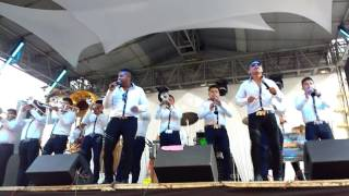 Banda Los Reyes De La Noche - Voy a danzar/ Regresando / Niña Linda/ Los Reyes Coyoacán
