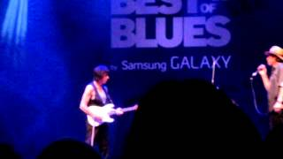 Jeff Beck e Jimmy Hall - People Get Ready (Best Of Blues Festival São Paulo)