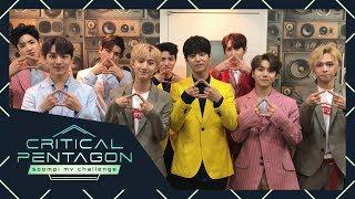 "Join Soompi's PENTAGON MV Challenge: ""CRITICAL PENTAGON"""