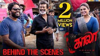 Kaala (Tamil) - Behind The Scenes featuring Theruvilakku Song | Rajinikanth | Pa Ranjith