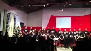 Cantata De Natal Adorai,Coral Jovem do Parque Fernanda 2010