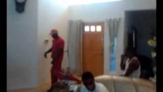 Crunchy black dance for dofat tv live