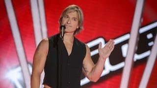 Tib Horvath Sings Are You Gonna Be My Girl: The Voice Australia Season 2