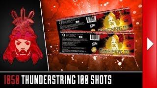 Thunderstring 100 shots - Geisha - Vuurwerkmania