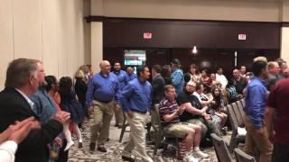 Polk Mechanical Team Leads 2017 CEF Procession