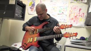 "David ""Fuze"" Fiuczynski Discusses and Demonstrates Microtonal Music"