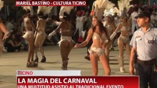 TICINO: LA MAGIA DEL CARNAVAL - MARIEL BASTINO