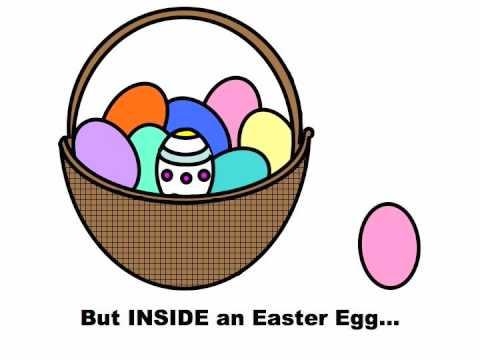 Inside An Easter Egg: A Kids' Easter Story - YouTube