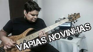 SWINGUEIRA NO BAIXO - VÁRIAS NOVINHAS (LEO SANTANA) BASS COVER