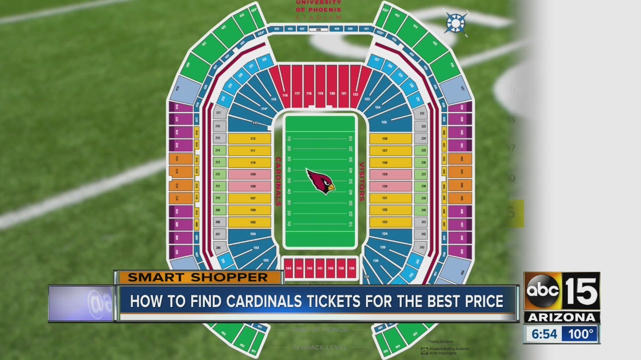 Best Discount NFL Tickets Arizona Cardinals At Los Angeles Rams 2018