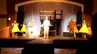 "The Wiz GCHS 5/3/14 ""Slide Some Oil To Me"""