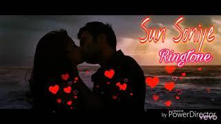 Sun soniye - New Hindi song ringtone - Film