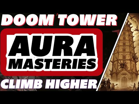 Aura & masteries for the Doom Tower. Get those rewards RAID SHADOW LEGENDS  Doom tower guide