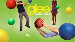 Cry - Glee [HD Full Studio]