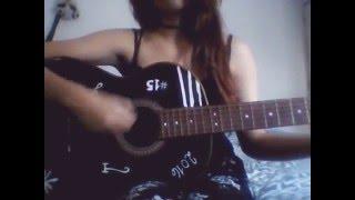 Triste cancion de amor - La renga (Cover acustico)