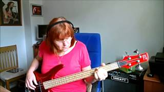 Sky High by Jigsaw bass cover