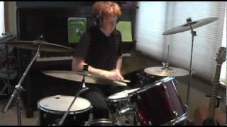 Arctic Monkeys - Crying Lightning Drum Cover