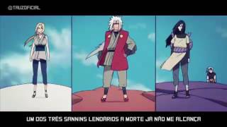 Rap do Orochimaru Naruto   Tauz RapTributo 66