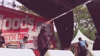 Summerlane - Color Blind (live at Jakcloth fest 2016)