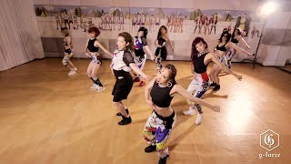 SORRY (Dance Video) | G-Force Femmes feat. G-Force Megaminds (Girls)